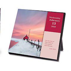 Daily Verse 2019 Desk Calendar