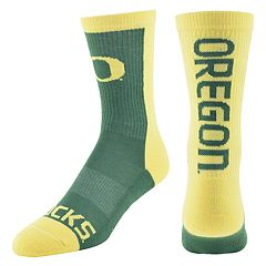 Women's Mojo Oregon Ducks Loud & Proud Crew Socks