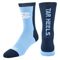 Women's Mojo North Carolina Tar Heels Loud & Proud Crew Socks