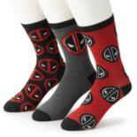 Men's Character 3-Pack Crew Socks
