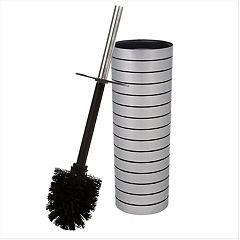 Bath Bliss Cylinder Toilet Brush & Holder