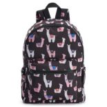 T-Shirt & Jeans Llama Dome Backpack