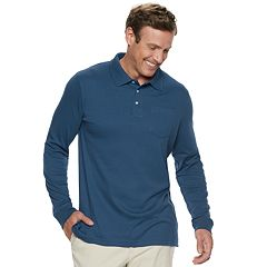 Big & Tall Croft & Barrow® Classic-Fit Easy-Care Polo