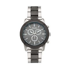 Folio Men's Two Tone Textured Watch