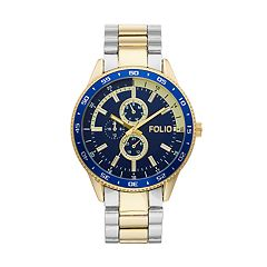 Folio Men's Two Tone Watch