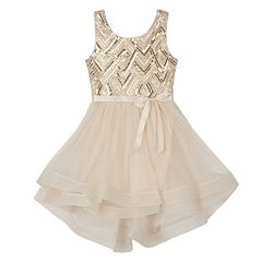 Girls 7-16 IZ Amy Byer Sequin A-Line Dress
