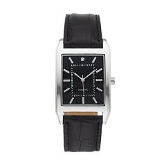 Men's Diamond Accent Dress Watch