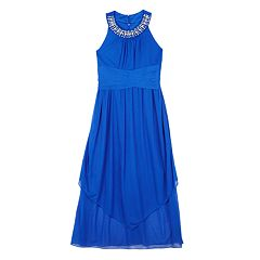 Girls 7-16 IZ Amy Byer Embellished Maxi Dress