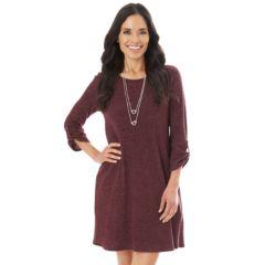 Womens Purple Dresses Clothing Kohl S