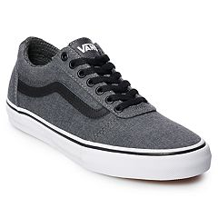 Vans Ward DX Men s Skate Shoes. Pewter White c5471ea09