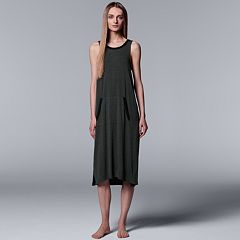 Women's Simply Vera Vera Wang Long Chemise