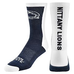 Youth Mojo Penn State Nittany Lions Loud & Proud Crew Socks