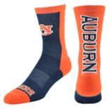 Youth Mojo Auburn Tigers Loud & Proud Crew Socks