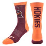 Youth Mojo Virginia Tech Hokies Loud & Proud Crew Socks