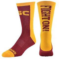 Youth Mojo USC Trojans Loud & Proud Crew Socks