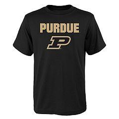 Boys' 4-18 Purdue Boilermakers Goal Line Tee