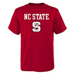 Boys' 4-18 North Carolina State Wolfpack Goal Line Tee