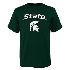 Boys' 4-18 Michigan State Spartans Goal Line Tee