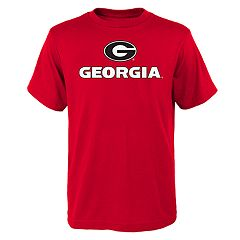 Boys' 4-18 Georgia Bulldogs Goal Line Tee