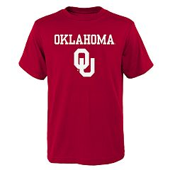 Boys' 4-18 Oklahoma Sooners Goal Line Tee