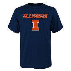 Boys' 4-18 Illinois Fighting Illini Goal Line Tee