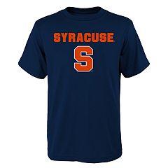 Boys' 4-18 Syracuse Orange Goal Line Tee