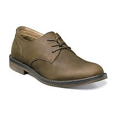 Nunn Bush Linwood Men's Plain Toe Dress Oxford Shoes