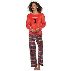 75c339751a90 Juniors  SO® 2-piece Plush Pajama Set