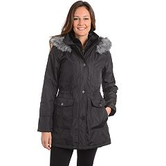 Women's Fleet Street Hooded Bonded Anorak Jacket