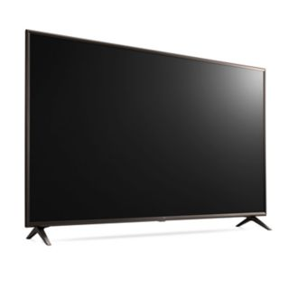 LG 55-Inch 4K HDR Smart LED AI UHD TV with ThinQ (55UK6300)