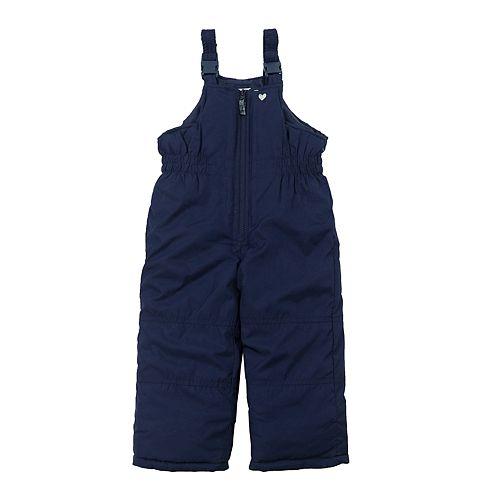 Toddler Girl OshKosh B'gosh® Solid Heavyweight Snowpants