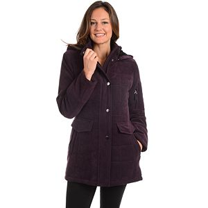 1f4049ec309 Women s Columbia Penns Creek Thermal Coil® Hooded Faux-Fur Trim Jacket
