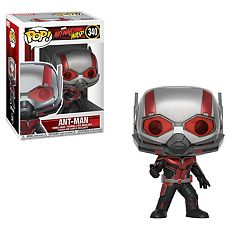 Funko POP! Marvel Ant Man & The Wasp  Ant-Man Figure
