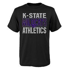 Boys' 4-18 Kansas State Wildcats Light Streaks Tee