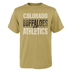 Boys' 4-18 Colorado Buffaloes Light Streaks Tee