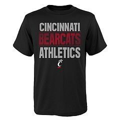 Boys' 4-18 Cincinnati Bearcats Light Streaks Tee