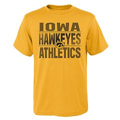 Boys' 4-18 Iowa Hawkeyes Light Streaks Tee