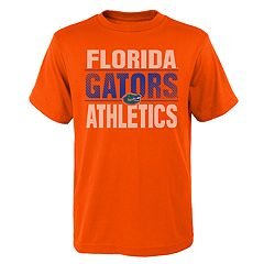 Boys' 4-18 Florida Gators Light Streaks Tee