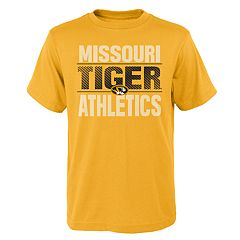 Boys' 4-18 Missouri Tigers Light Streaks Tee