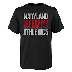 Boys' 4-18 Maryland Terrapins Light Streaks Tee