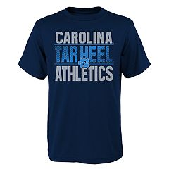 Boys' 4-18 North Carolina Tar Heels Light Streaks Tee