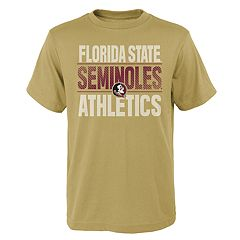 Boys' 4-18 Florida State Seminoles Light Streaks Tee