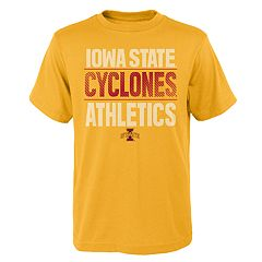 Boys' 4-18 Iowa State Cyclones Light Streaks Tee