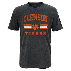 Boys 4-18 Clemson Tigers Player Pride Tee