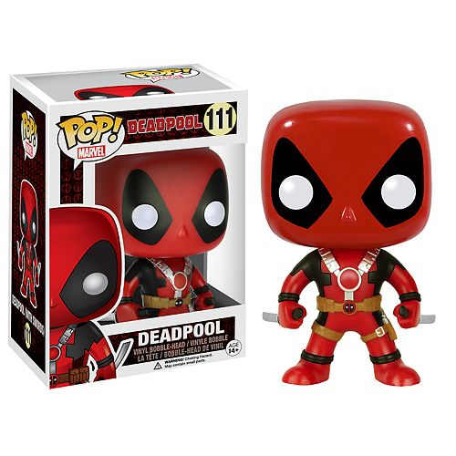 Funko POP! Marvel Deadpool Two Sword Figure