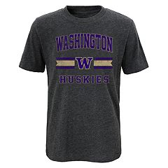 Boys 4-18 Washington Huskies Player Pride Tee