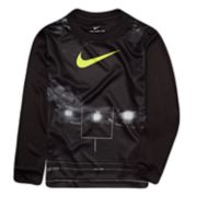 Toddler Boy Nike Friday Night Lights Logo Long Sleeve Top