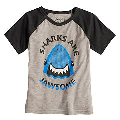 Boys 4-10 Jumping Beans® 'Sharks Are Awesome' Graphic Tee
