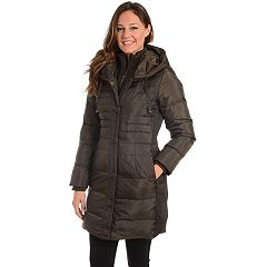 Women's Fleet Street Hooded Down Puffer Jacket