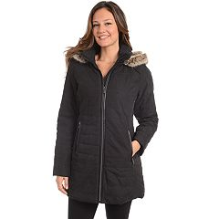Women's Fleet Street Hooded Quilted Jacket